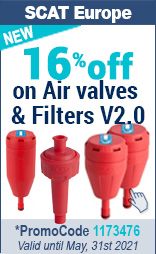 Air Valves & Exhaust Filters V2.0 16% discount off